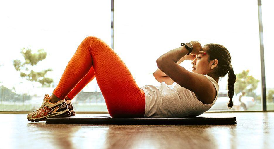 Tips om de goede fitness voornemens vol te houden