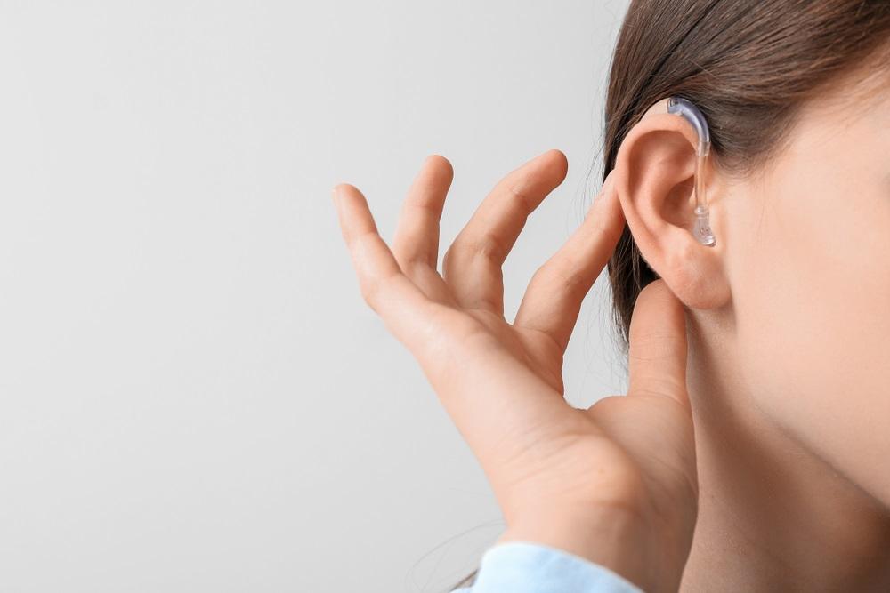 Verschillende soorten hoorapparaten