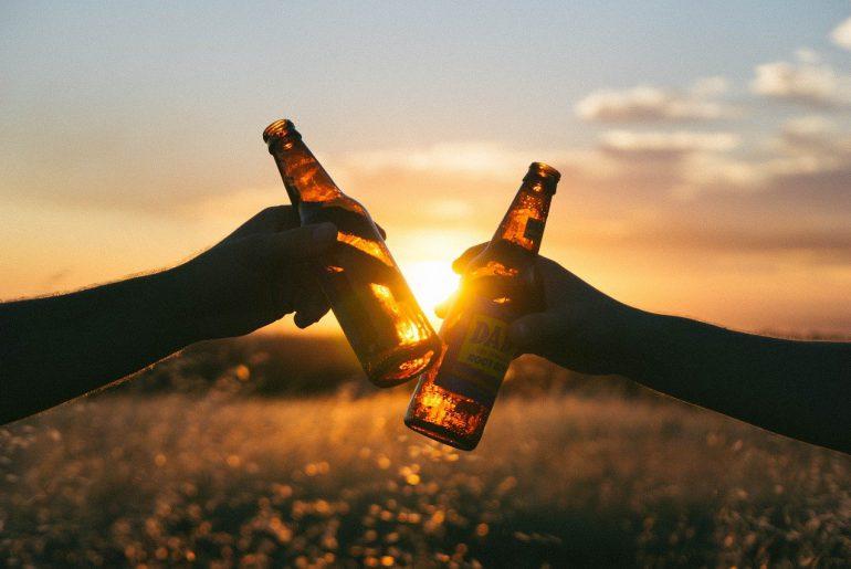 drinken na een verslaving