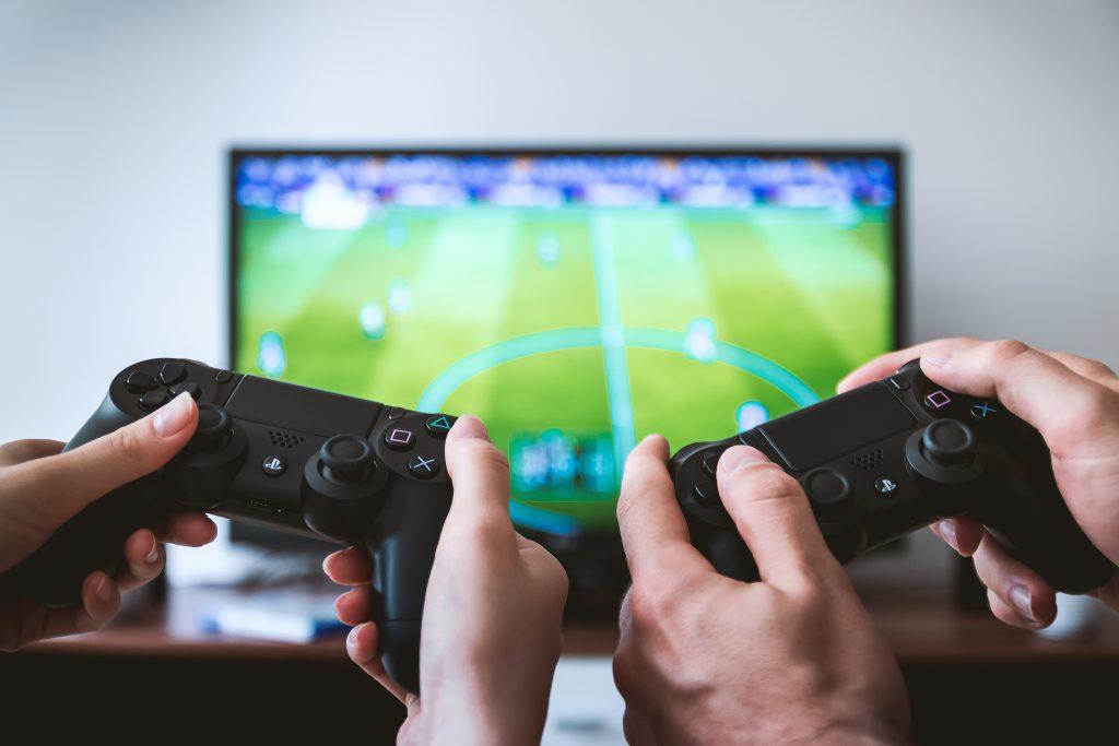 Spel spelen goed voor gezondheid