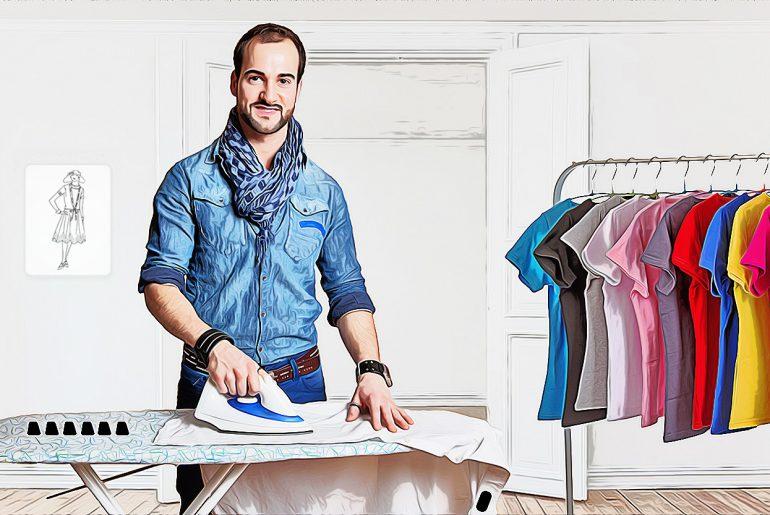 6 Tips om naamlabels uit kleding te verwijderen