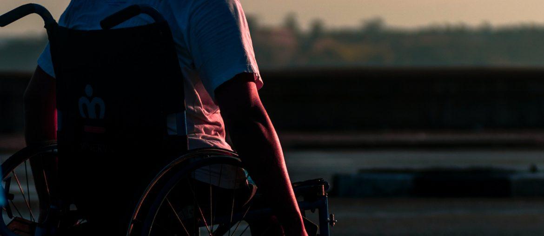 Dagje uit met een rolstoel