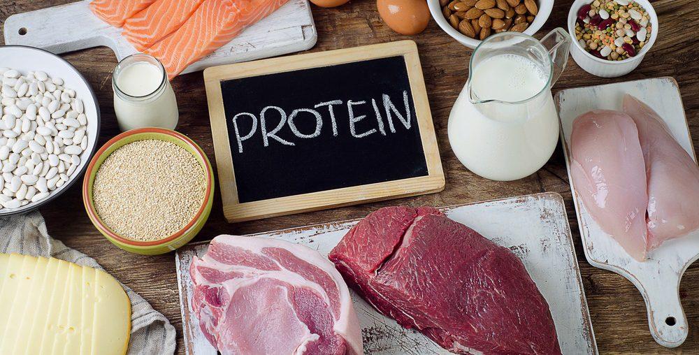 Een proteïne dieet volgen