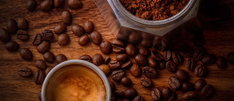 Energie van koffie