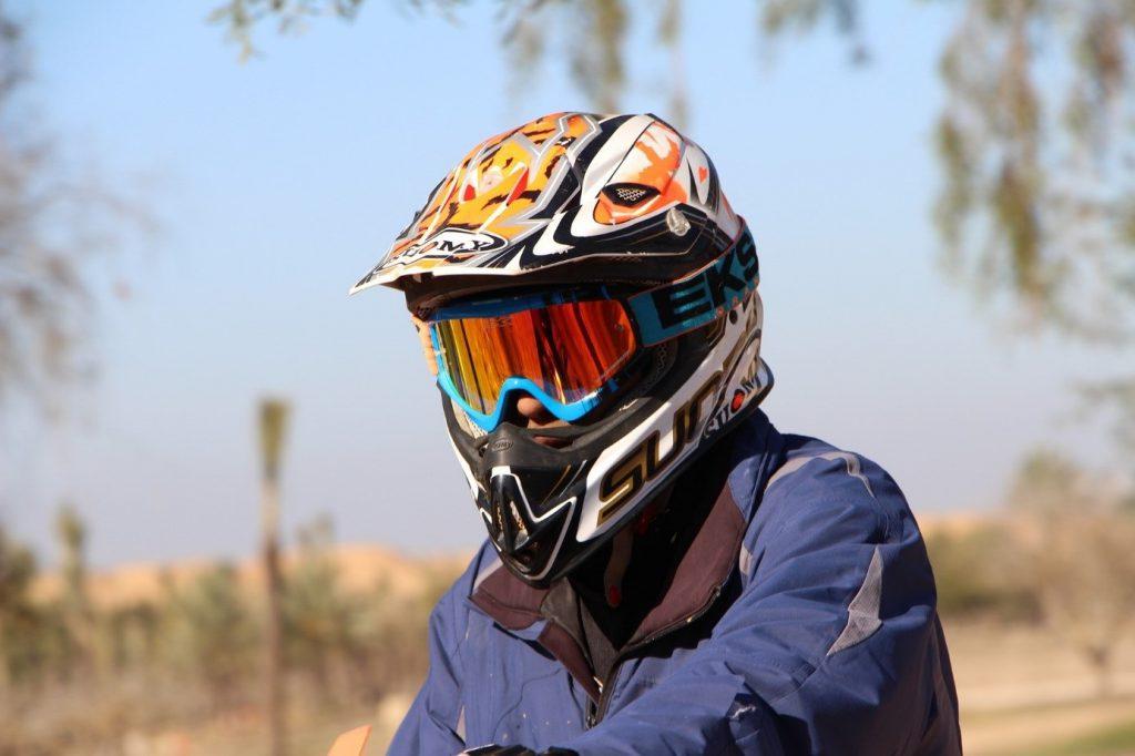 3 redenen waarom motorhelmen zo belangrijk zijn