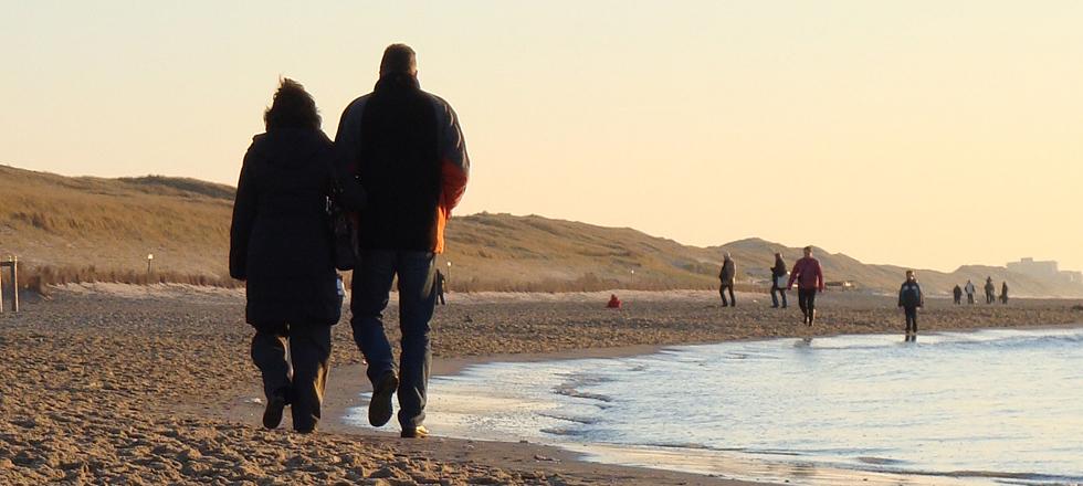Wandelarrangementen langs de Hollandse Kust