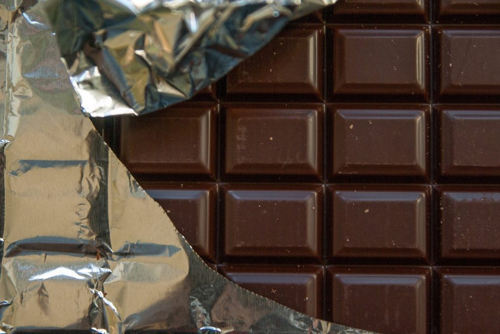 Rauwe chocolade versus chocoladerepen