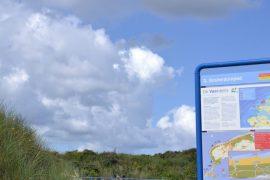 Wandelen langs de Noordzeekust